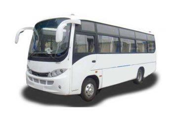 bus rental delhi