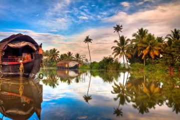 kerala backwater tour india