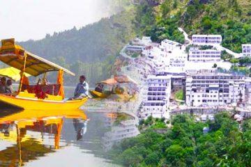 vaishnoevi yatra with kashmir tour