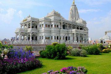 3N/4D Agra Mathura Vrindavan Tour