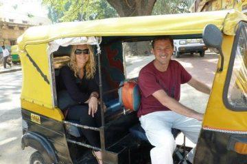 Old Delhi Tuk Tuk Tour